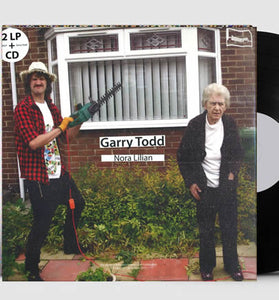 NEW - Garry Todd, Nora Lilian 2LP Plus CD