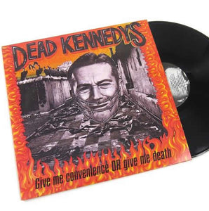 NEW - Dead Kennedys, Give Me Convenience or Give me Death LP