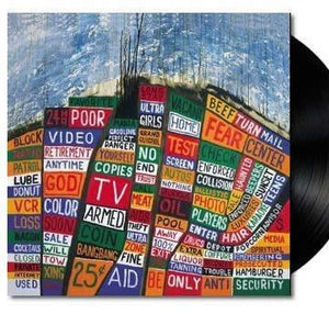 NEW - Radiohead, Hail to the Thief LP
