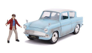 Harry Potter - 1959 Ford Anglia 1:24 Diecast Vehicle