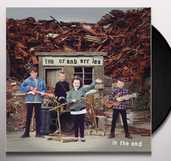 NEW - Cranberries (The), In The End Vinyl