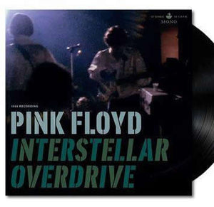 "NEW - Pink Floyd, Interstellar Overdrive 12"" Vinyl"