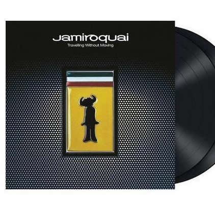 NEW - Jamiroquai, Travelling without Moving 2LP