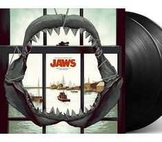 NEW - Soundtrack, JAWS: Music From Motion Picture 2LP