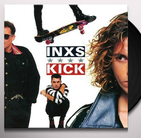 NEW - INXS, Kick LP