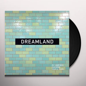 "NEW - Pet Shop Boys, Dreamland 12"" Single (MDC)"