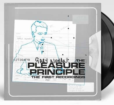 NEW - Gary Numan, The Pleasure Principles First Recordings 2LP