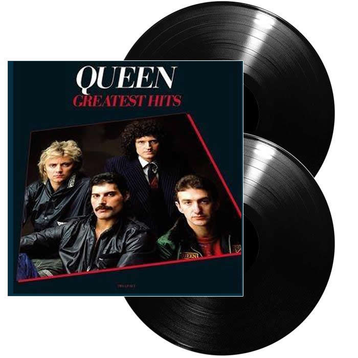 NEW - Queen, Greatest Hits 2LP