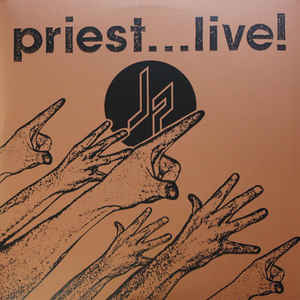 NEW - Judas Priest, Priest LIVE