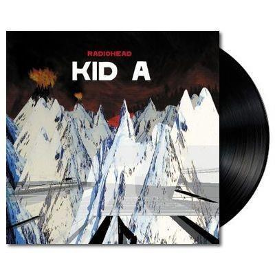 NEW - Radiohead, Kid A 2LP