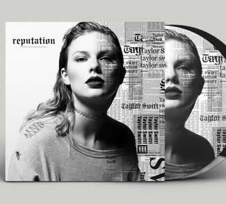 NEW - Taylor Swift, Reputation Picture Disc 2LP