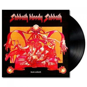NEW - Black Sabbath, Sabbath Bloody Sabbath LP