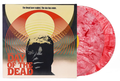 NEW - Soundtrack, Day of the Dead (Blood Smear Vinyl) 2LP
