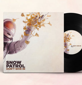 NEW - Snow Patrol, Dont Give In - 10 Inch