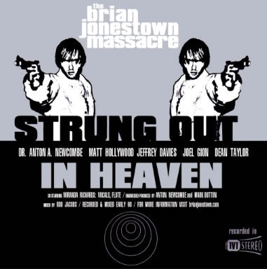 NEW - Brian Jonestown Massacre, Strung Out In Heaven LP