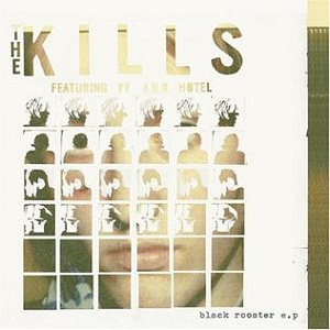 NEW - Kills (The), Black Rooster EP 10inch