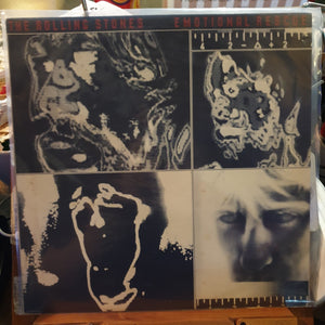 Rolling Stones (The), Emotional Rescue LP (2nd Hand)