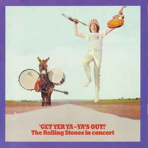 NEW - The Rolling Stones, Get Ya Yas Out