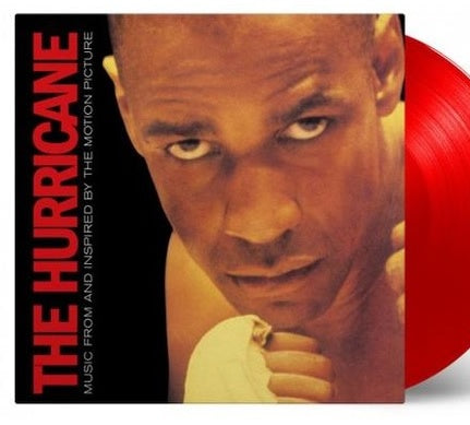 *NEW - Soundtrack, The Hurricane OST Red 2LP