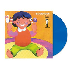 NEW - Spiderbait, Grand Slam (Blue Ltd Ed) LP