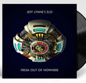 NEW - Jeff Lynn's ELO, From Out of Nowhere LP (SMA)