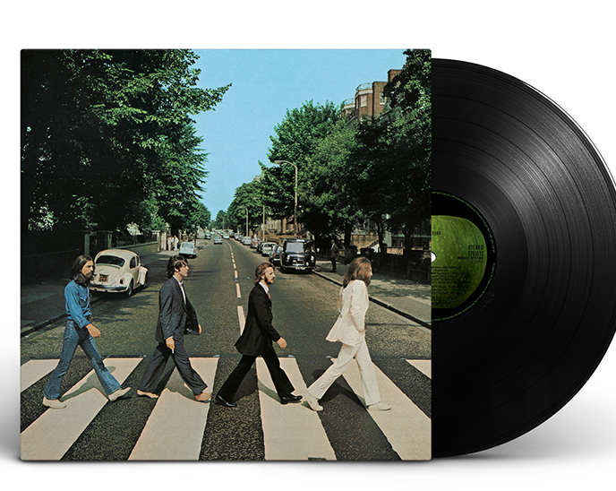 NEW - Beatles (The), Abbey Road 50th Anniversary LP