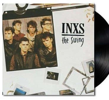 NEW - INXS, The Swing LP (Re-issue)