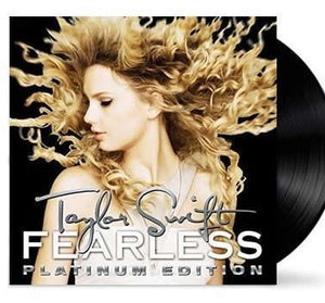 NEW - Taylor Swift, Fearless 2LP