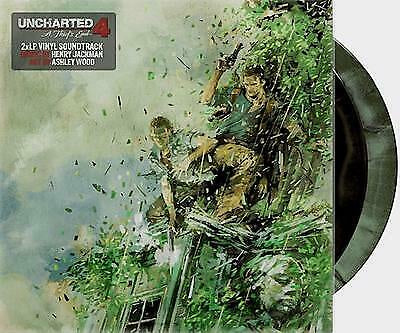 *NEW - Soundtrack, Uncharted 4: A Thiefs End Coloured 2LP