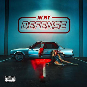 NEW - Iggy Azalea, In My Defense Red LP