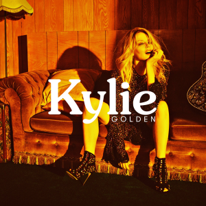 NEW - Kylie, Golden - Clear Vinyl