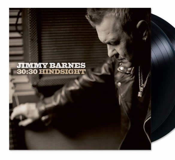 NEW - Jimmy Barnes, 30:30 Hindsight Coloured 2LP