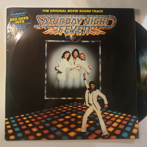 Soundtrack, Saturday Night Fever 2LP (2nd Hand)
