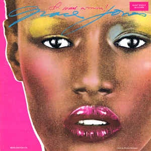 NEW - Grace Jones, I Need a Man