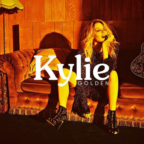 NEW - Kylie, Golden - 180GRM