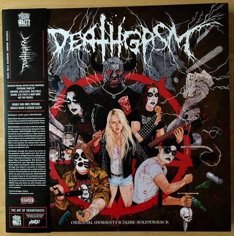 NEW - Soundtrack, Deathgasm OST 2LP