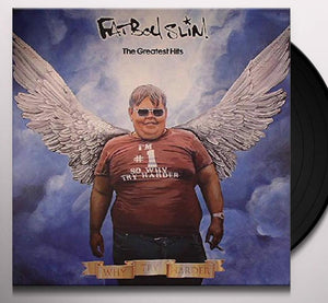 NEW - Fatboy Slim, The Greatest Hits: Why Try Harder LP