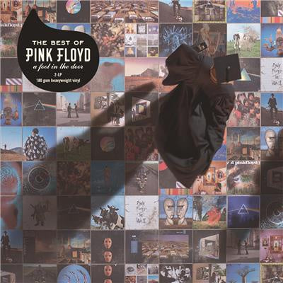 NEW - Pink Floyd, A Foot in the Door - Best Of - 2LP