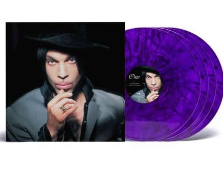 NEW - Prince, One Nite Alone Live Purple 4LP