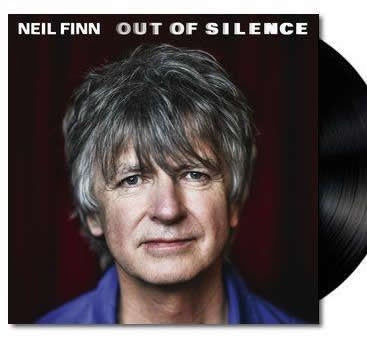 NEW - Neil Finn, Out of the Silence LP