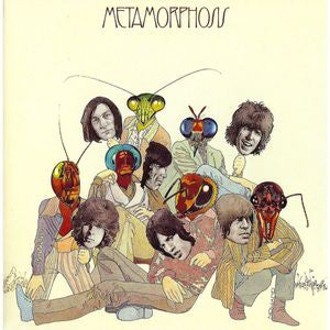 NEW - Rolling Stones (The), Metamorphosis