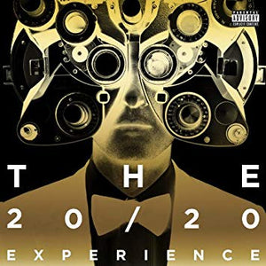 NEW - Justin Timberlake, The 20/20 Experience 4LP Boxt Set