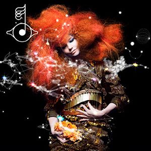 NEW - Bjork, Biophilia Ltd Ed Coloured Blue Orange 2LP