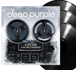 *NEW - Deep Purple, Infinite Live Recordings Vol. 1 - 2LP