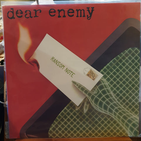 Dear Enemy, Ransom Note LP (2nd Hand)