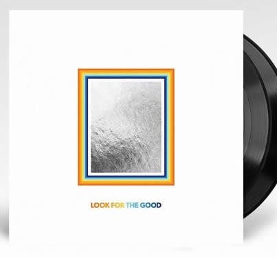 NEW - Jason Mraz, Look for the Good 2LP DUE: 28th Aug 2020 (MDC)