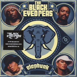 NEW - Black Eyed Peas, Elephunk 2LP (180gm)