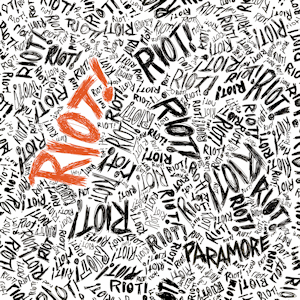 NEW - Paramore, Riot