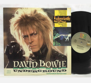 "David Bowie, Underground 12"" (Japan) (2nd Hand)"