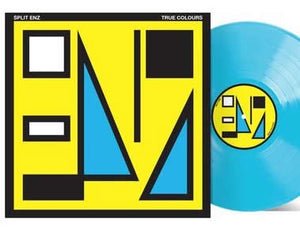 NEW - Split Enz, True Colours Blue LP